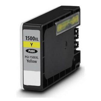 pgi1500xly canon, 1500xl yellow