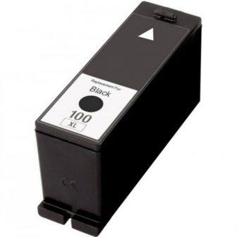 100xl μαύρο, 100xl black