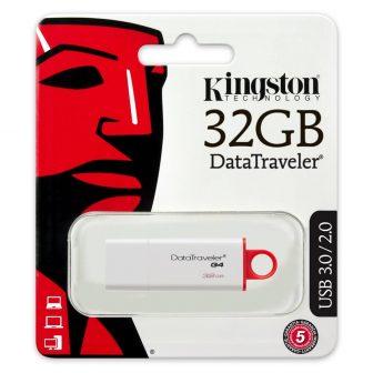 Kingston Data Traveler G4 DTIG4 32GB USB 3.0