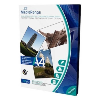 Α4 Mediarange 160gr φωτογραφικό χαρτί