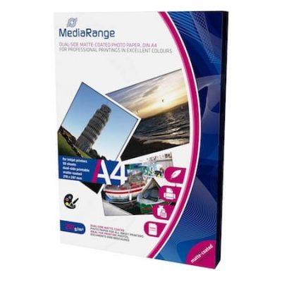 Α4 Mediarange φωτογραφικό χαρτί