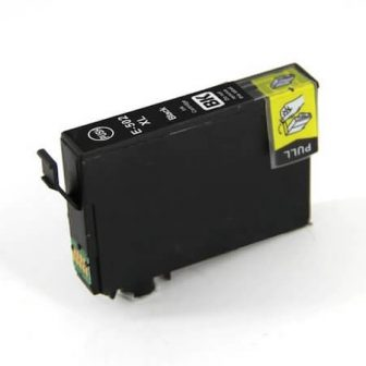 Epson 502XL Black, C13T02W14010, T02W1, T02W1 XL