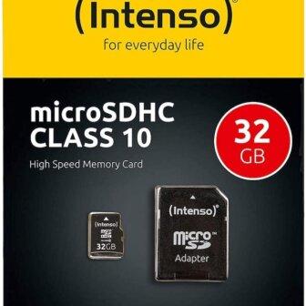 intenso 32gb microsd